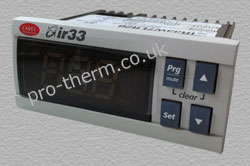 Carel thermostats and sensors
